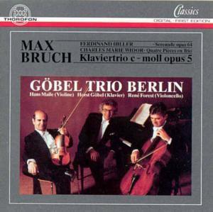 Klaviertrios, Göbel-Trio Berlin