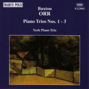 Klaviertrios 1+2+3, Williams, Jackson, York