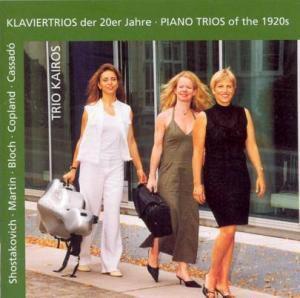 Klaviertrios der 20er Jahre, Trio Kairos