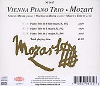 Klaviertrios Kv 502+542+548 - Produktdetailbild 1
