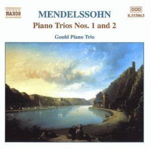Klaviertrios Nr.1 & 2, Gould Piano Trio