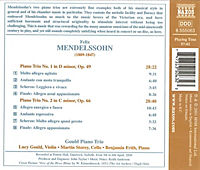 Klaviertrios Nr.1 & 2 - Produktdetailbild 1