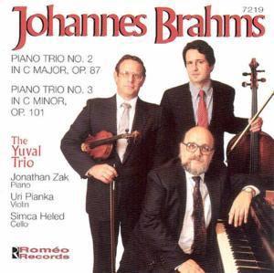 Klaviertrios Nrn. 2 Und 3, The Yuval Trio