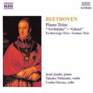 Klaviertrios Op.70,1+Op.97, Nishizaki, Onczay, Jando
