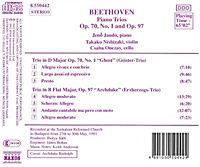 Klaviertrios Op.70,1+Op.97 - Produktdetailbild 1