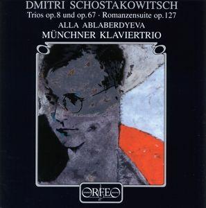 Klaviertrios Op.8/67/Sieben Romanzen Op.127, Münchner Klaviertrio