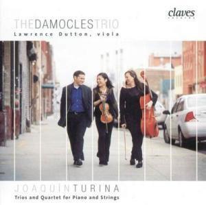 Klaviertrios Und-Quartett, Damocles Trio