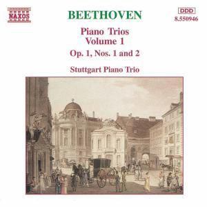 Klaviertrios Vol. 1, Stuttgarter Klaviertrio