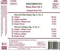 Klaviertrios Vol. 1 - Produktdetailbild 1
