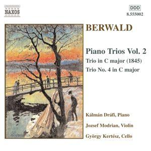 Klaviertrios  Vol. 2:  Klaviertrio in C-dur (1845) /  Es-dur ( Fragment) / C-dur (Fragment) / Nr. 4 C-dur, Drafi, Modrian, Kertesz