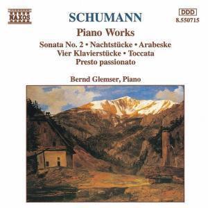 Klavierwerke, Bernd Glemser