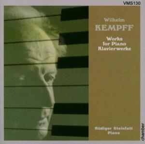 Klavierwerke, Rüdiger Steinfatt