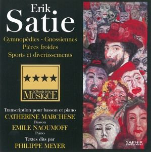 Klavierwerke, Catherine Marchese, Emile Naoumoff