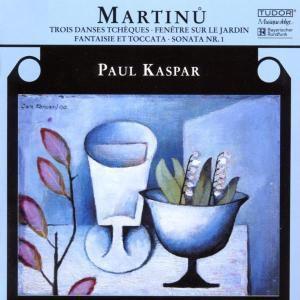 Klavierwerke, Paul Kaspar