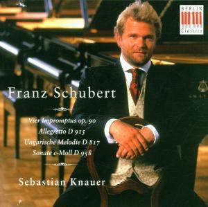 Klavierwerke, Sebastian Knauer