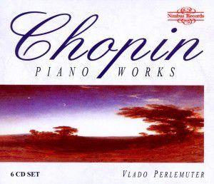 Klavierwerke, Vlado Perlemutter