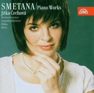 Klavierwerke, Jitka Cechova