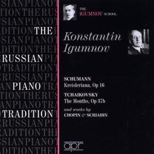 Klavierwerke, Konstantin Igumnov