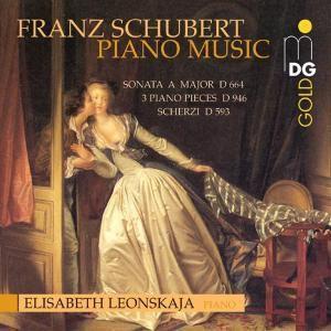 Klavierwerke, Elisabeth Leonskaja