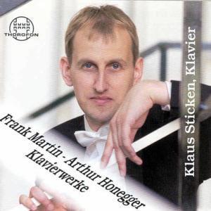 Klavierwerke, Klaus Sticken