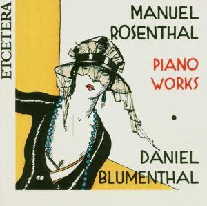 Klavierwerke, Daniel Blumenthal