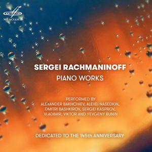 Klavierwerke, Bakhchiev, Nasedkin, Bashkirov, Kasprov, Bunin