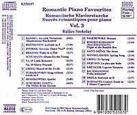 Klavierwerke Der Romantik 3 - Produktdetailbild 1