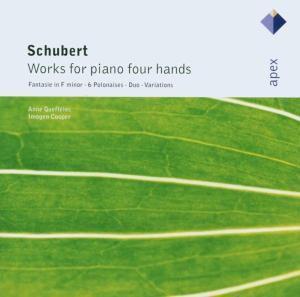 Klavierwerke Für Vier Hände, Anne Queffélec, Imogen Cooper