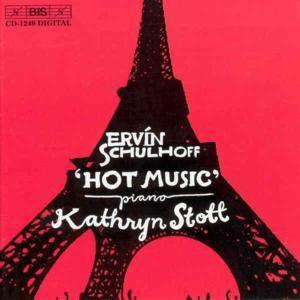 Klavierwerke/Hot Music/Sonate, Kathryn Stott