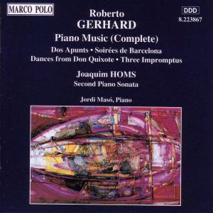 Klavierwerke/klaviersonate 2, Jordi Maso