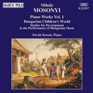 Klavierwerke Vol.1, Istvan Kassai