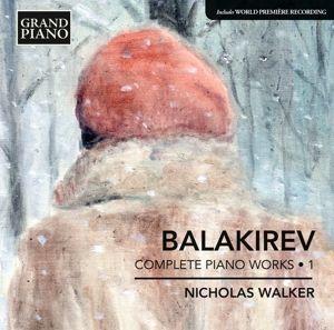 Klavierwerke Vol.1, Nicholas Walker