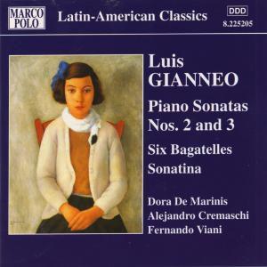 Klavierwerke Vol.1, De Marinis, Cremaschi, Viani