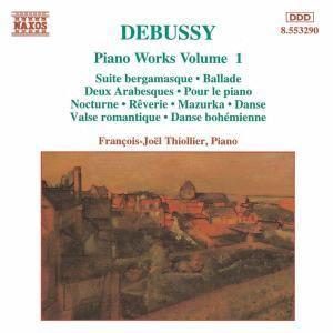 Klavierwerke Vol.1, François-Joël Thiollier