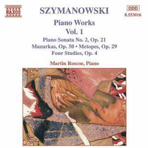 Klavierwerke Vol.1, Martin Roscoe