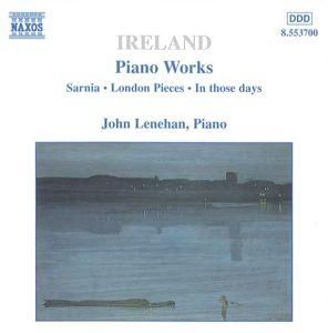 Klavierwerke Vol. 1, John Lenehan