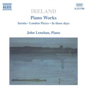 Klavierwerke Vol.1, John Lenehan