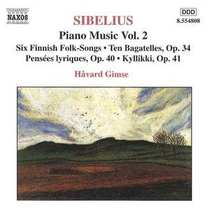 Klavierwerke Vol. 2, Havard Gimse
