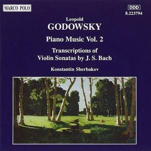 Klavierwerke Vol.2, Konstantin Sherbakov