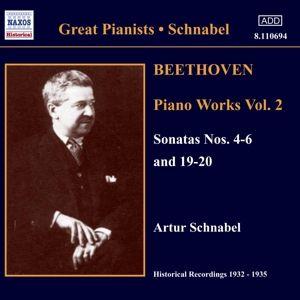 Klavierwerke Vol.2 (Sonaten), Artur Schnabel