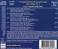 Klavierwerke Vol.2 (Sonaten) - Produktdetailbild 1