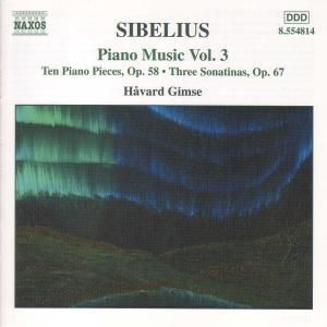 Klavierwerke Vol. 3, Havard Gimse