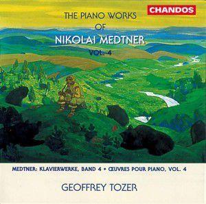 Klavierwerke Vol.4, Geoffrey Tozer