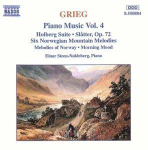 Klavierwerke Vol.4, Einar Steen-Nökleberg