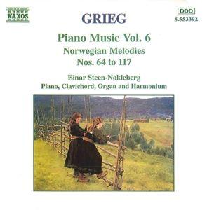 """Klavierwerke Vol.6, Einar Steen-Nökleberg, Einar Steen-n""""kleberg"""
