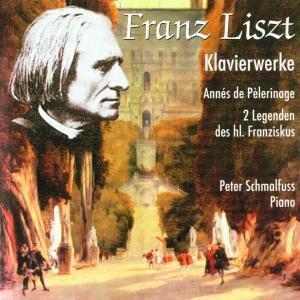 Klavierwerke Von Franz Liszt, Peter Schmalfuss