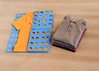 Kleidungsorganizer/Wäsche-Faltbrett, klappbar - Produktdetailbild 13