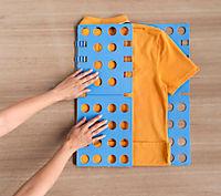Kleidungsorganizer/Wäsche-Faltbrett, klappbar - Produktdetailbild 3