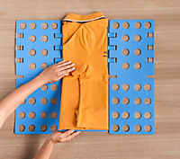 Kleidungsorganizer/Wäsche-Faltbrett, klappbar - Produktdetailbild 4