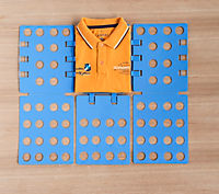 Kleidungsorganizer/Wäsche-Faltbrett, klappbar - Produktdetailbild 6